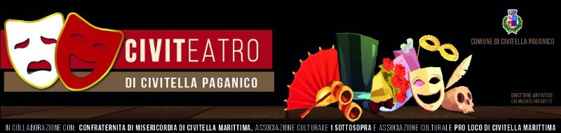 Logo Stagione Teatrale 2019